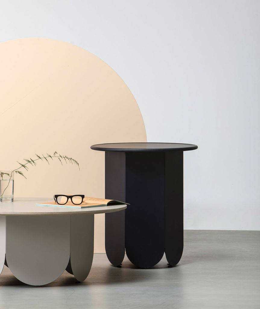 Table d'appoint – ATAY 385 – VERGES DESIGN 2