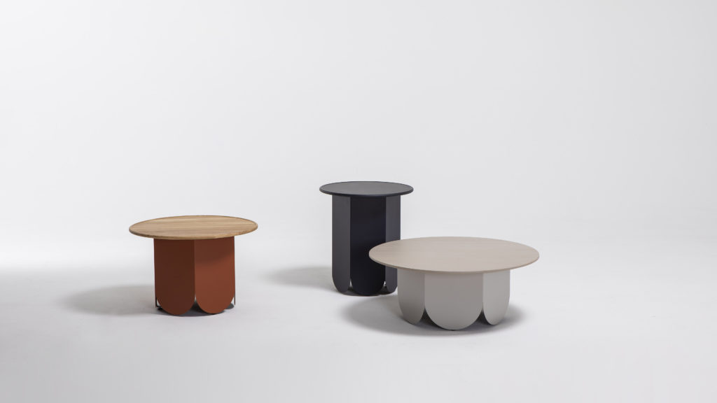 Table d'appoint – ATAY 385 – VERGES DESIGN 5