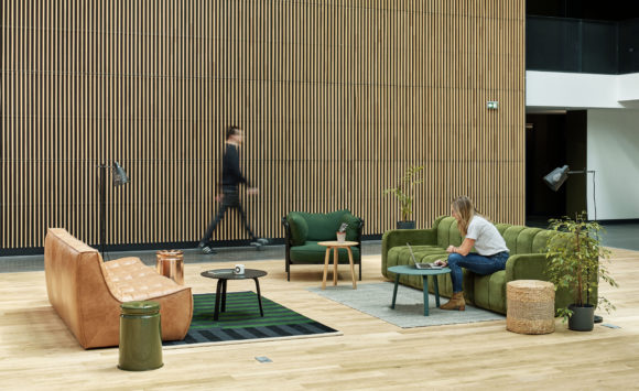 MOHO - Aménagement d'espaces collaboratifs et d'espace de travail